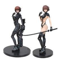 GANTZ O Action Figure Shimohira Reika Anzu Yamasaki Samurai Sword Ver 25cm Anime PVC Action Figure Collection Toy  Gifts