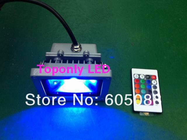 2016 New Arrival 10w rgb led wash light,IR remote control led stage floodlight,AC85-265v,life>50,000hrs,2 year warranty
