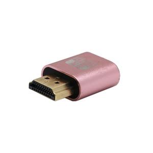 Image 5 - Mini Portable VGA Virtual Display Adapter HDMI 1.4 DDC EDID Dummy Plug Headless Ghost Display Emulator Lock plate 1920x1080@60Hz