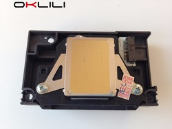Новый F180000 печатающая головка для Epson R280 R285 R290 R295 R330 RX610 RX690 PX660 PX610 P50 P60 T50 T60 T59 TX650 L800 L801