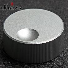 32x13mm Audio Multimedia Lautsprecher Aluminium Knöpfe Gitarre Knob Volumen Einstellung