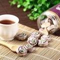 Pu er Maduro Puerh Cru Torrado Mini Tuo Arroz Glutinoso Perfumado chá puer Cuidados de Saúde de Yunnan China
