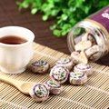 Pu er Ripe Raw Roasted Puerh Mini Tuo Glutinous Rice Fragrant Health Care puer tea from Yunnan China