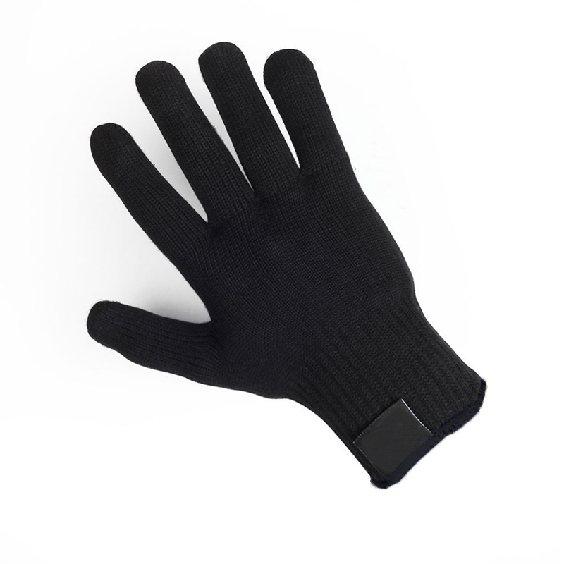 Proof Heat Resistant Protection Glove Hair Styling Curler Straightener Tool SE