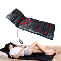 Beurha health care equipment massage chair Systemic multifunctional massage cushion cushion for leaning on carpet