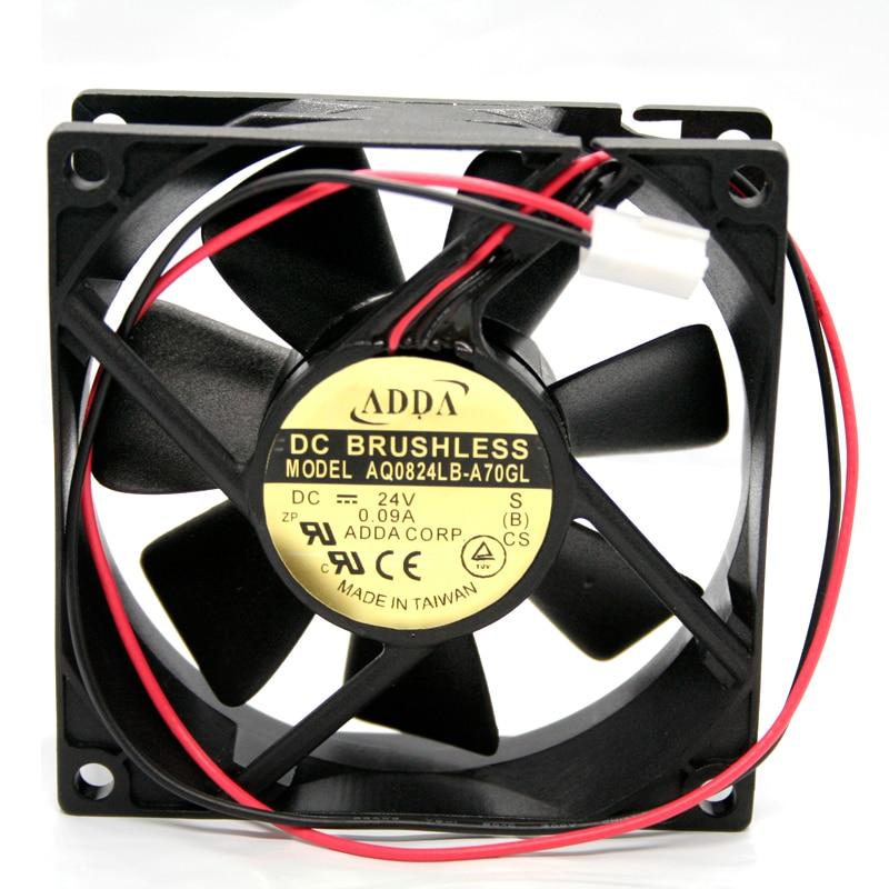 for ADDA AD0624HS-A70GL DC24V 0.15A 60*25MM Inverter 6CM Fan 6025