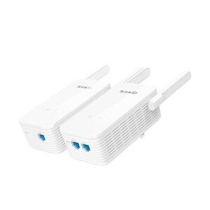 Image 3 - 1 ペアテンダ PH15 1000 200mbps の電力線イーサネットアダプタ、ワイヤレス無線 Lan エクステンダー、 PLC ネットワークアダプタ、 IPTV 、ホームプラグ AV 、プラグアンドプレイ