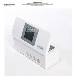 Mini caja Portatile Frigo Insulina caja Refrigerato drog Reefer degree 33 horas tiempo en espera caja refrigerada portátil 100-240 V
