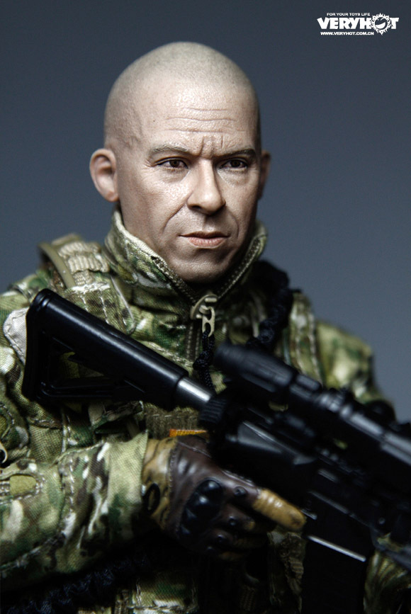 """1/6 Scale Military Figure Doll U.s.army Special Forces Halo 12"""" Action Figure Doll Collectible Figure Plastic Model Toys To Rank First Among Similar Products"""