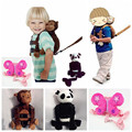 New Cute Animal Baby Kids Toddler Walking Safety Harness Anti-Lost Backpack Children Leash Strap Keeper Bags 3 Styles