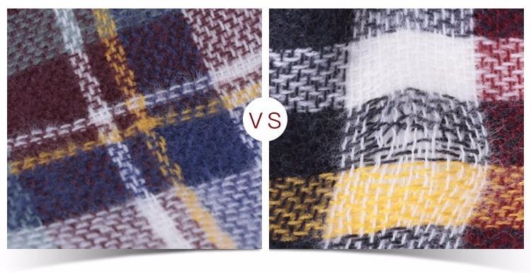 Бренд Evrfelan, шарфы, Прямая поставка, женский зимний шарф, высокое качество, плед, одеяло, шарф и шаль, большой размер, плотные шарфы, шали