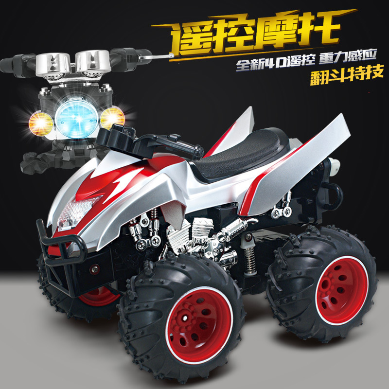 777-9026 2.4Ghz Gravity induction 360 degree rotation stunt 4D RC Remote Control Motorcycle Electronic Toy VS 2098B hot sell a6 4d gravity induction rc remote control motorcycle electronic toy cars rechargeable drift dumpers promotional gifts