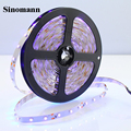 high quality led strip warm white/white SMD 3528 5M/300LEDS led stripe NON-Waterproof fita de led 12v dc for home decor
