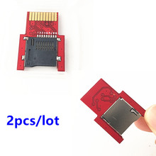 2pcs For PSVita Game Card to Micro SD / TF Card Adapter SD2Vita for PS Vita 1000 2000 PSV1000/2000 SD Memory Card Accessories