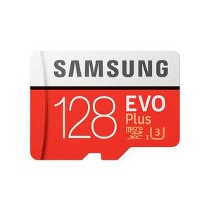 Image 3 - Carte mémoire Micro SD SAMSUNG EVO Plus 32 go 64 go 128 go 256 go SDHC/SDXC U3 C10 UHS I 4K HD TF carte pour Smartphone, tablette, etc.