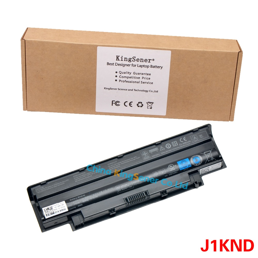 ФОТО Korea Cell Original New J1KND Laptop Battery for DELL Inspiron 13R 14R 15R 17R N4010 N3010 N5010 N5030 N7010 N7110 04YRJH J4XDH