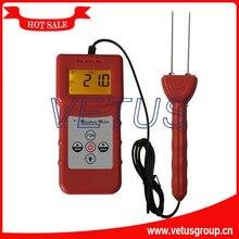Cheaper MS-C portable moisture meter for textile