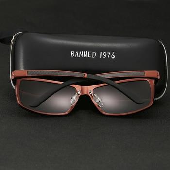 2019 New Arrival Aluminum Brand men Sunglasses HD Polarized Lens Vintage Eyewear Accessories Sun Glasses Oculos For Men male 605