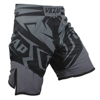 VSZAP Boxing Fight Shorts MMA Shorts For Men MMA Muay Thai Sport Shorts Trunks Grappling Sanda Kickboxing Pants Boxe