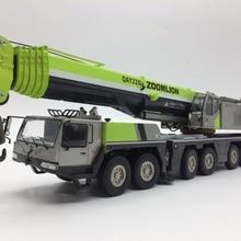 Коллекционная Игрушечная модель из сплава, подарок, 1:50 Масштаб, ZOOMLION QAY220T, внедорожный кран, грузовик, транспортные средства, Инженерная техника, литая игрушка, модель