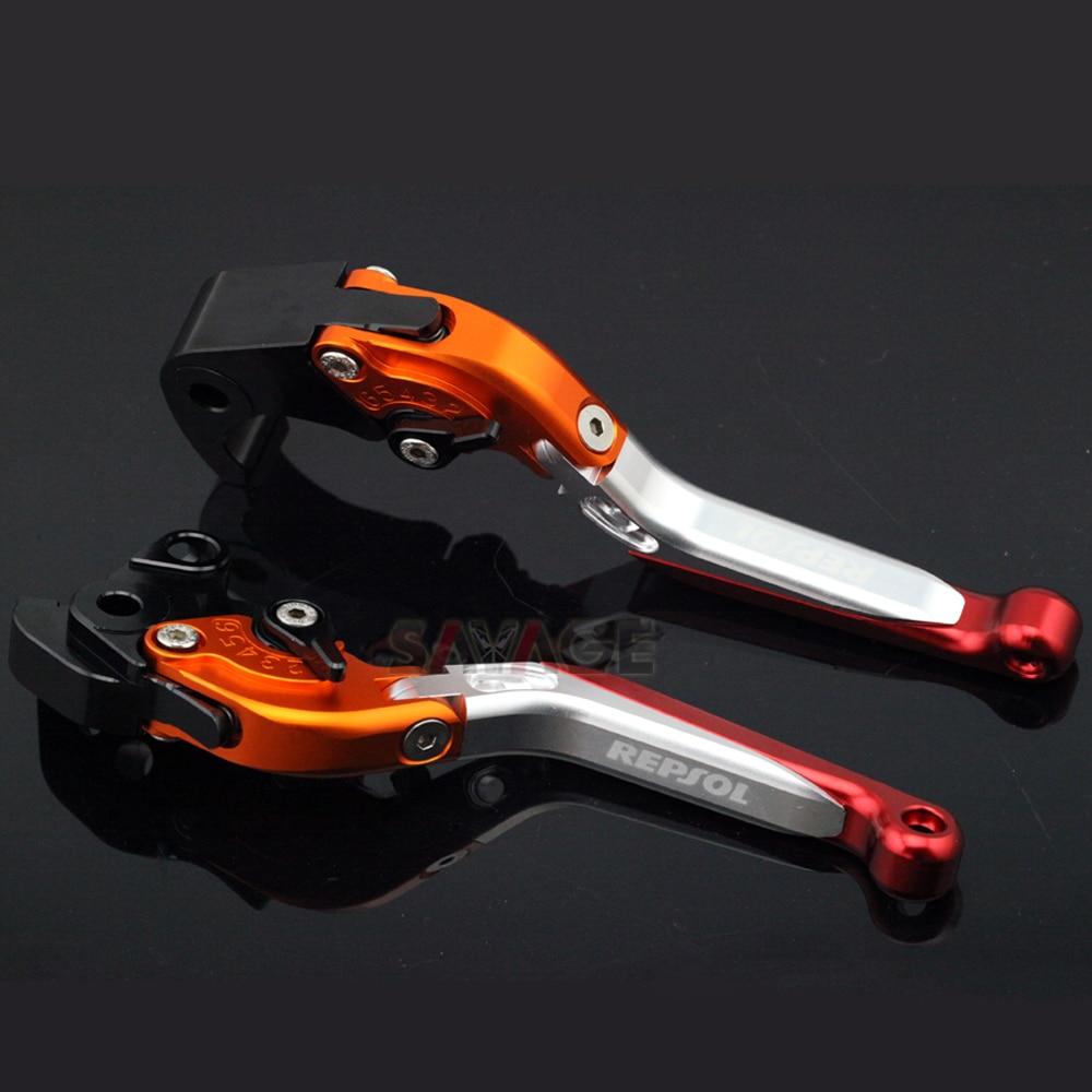 Folding Extendable Brake Clutch Lever Levers For HONDA CBR1000RR CB1000R CBR 1000R CB 1000R 1000 R Adjustable High Quality CNC