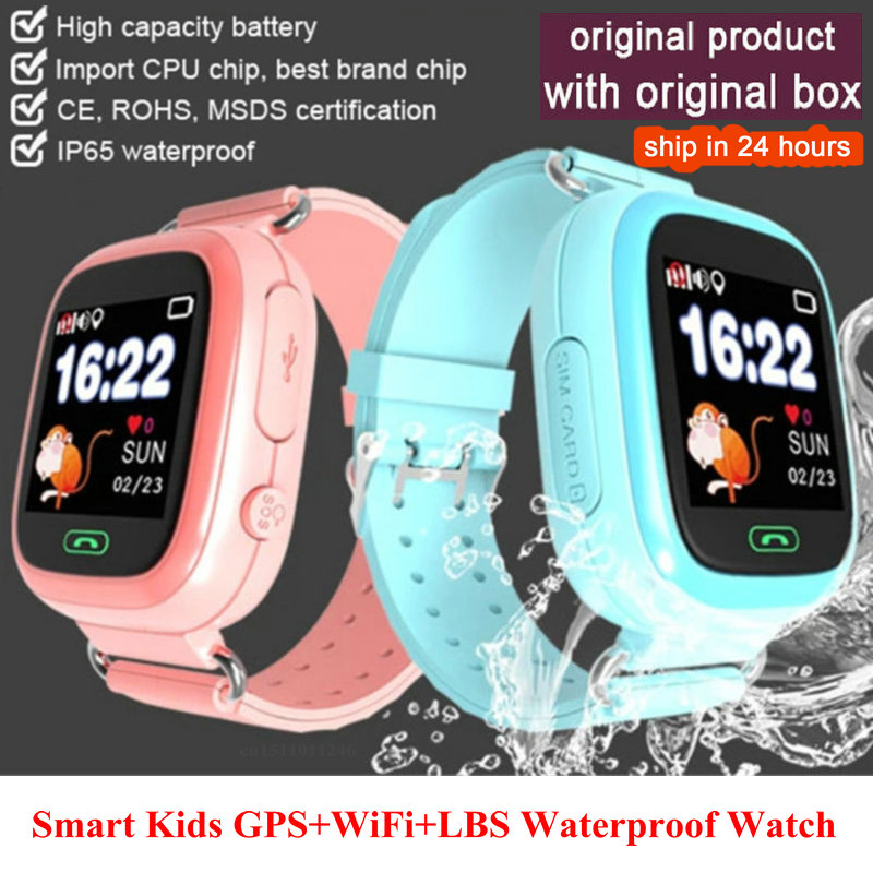 top 9 most popular smart watch gps for kids waterproof ideas and get