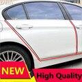 Nuevo producto 5 metro puerta del coche adhesivo anti brillo ajuste para lancer asx outlander pajero l200 mitsubishi galant coche accessoties