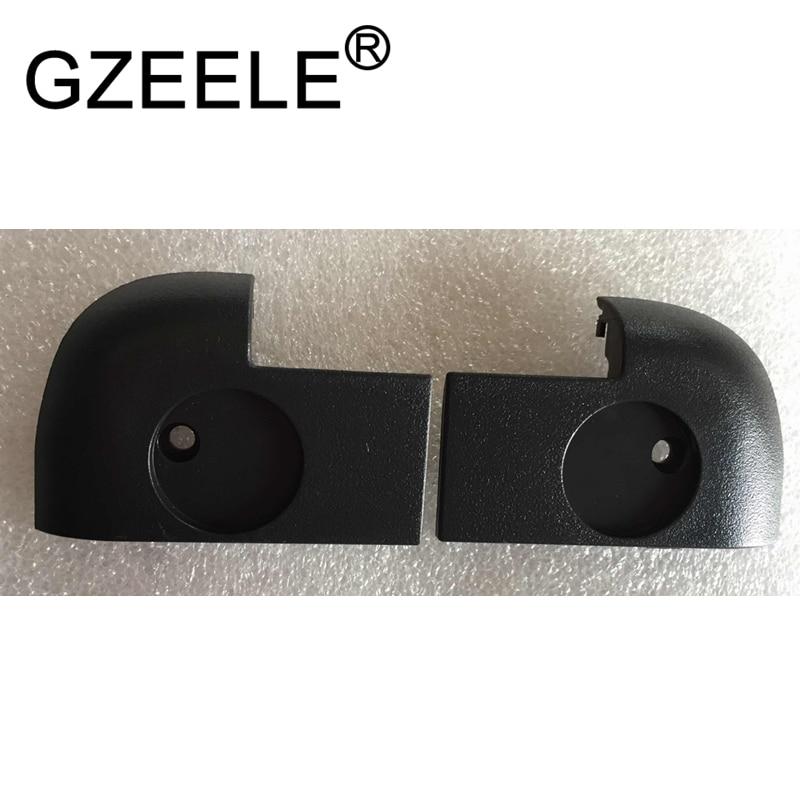 цены на GZEELE new LCD Hinge Cover For HP 15-R 15-G Series Bottom Base Hinge Screw Covers Rubbers Pads Left & Right Battery hinge cover в интернет-магазинах