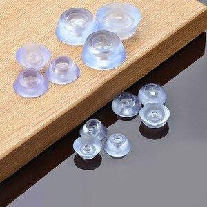 Image 1 - 19x13x7mm ayak ped damperi şeffaf plastik ekipman ayak pedi tampon yastık ses mobilya nemlendİrİcİ gİyİm geçirmez gürültü damperi