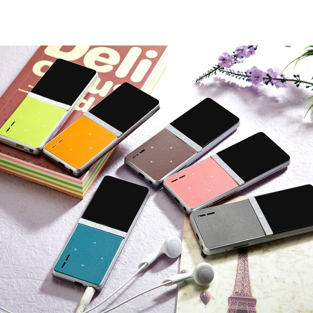 MP4 Player 8GB Speaker MP4 Music Player Sport VIDEO HIFI music with Voice Recorder Radio Expandable Mic SD/SDHC Slot Sound ONN