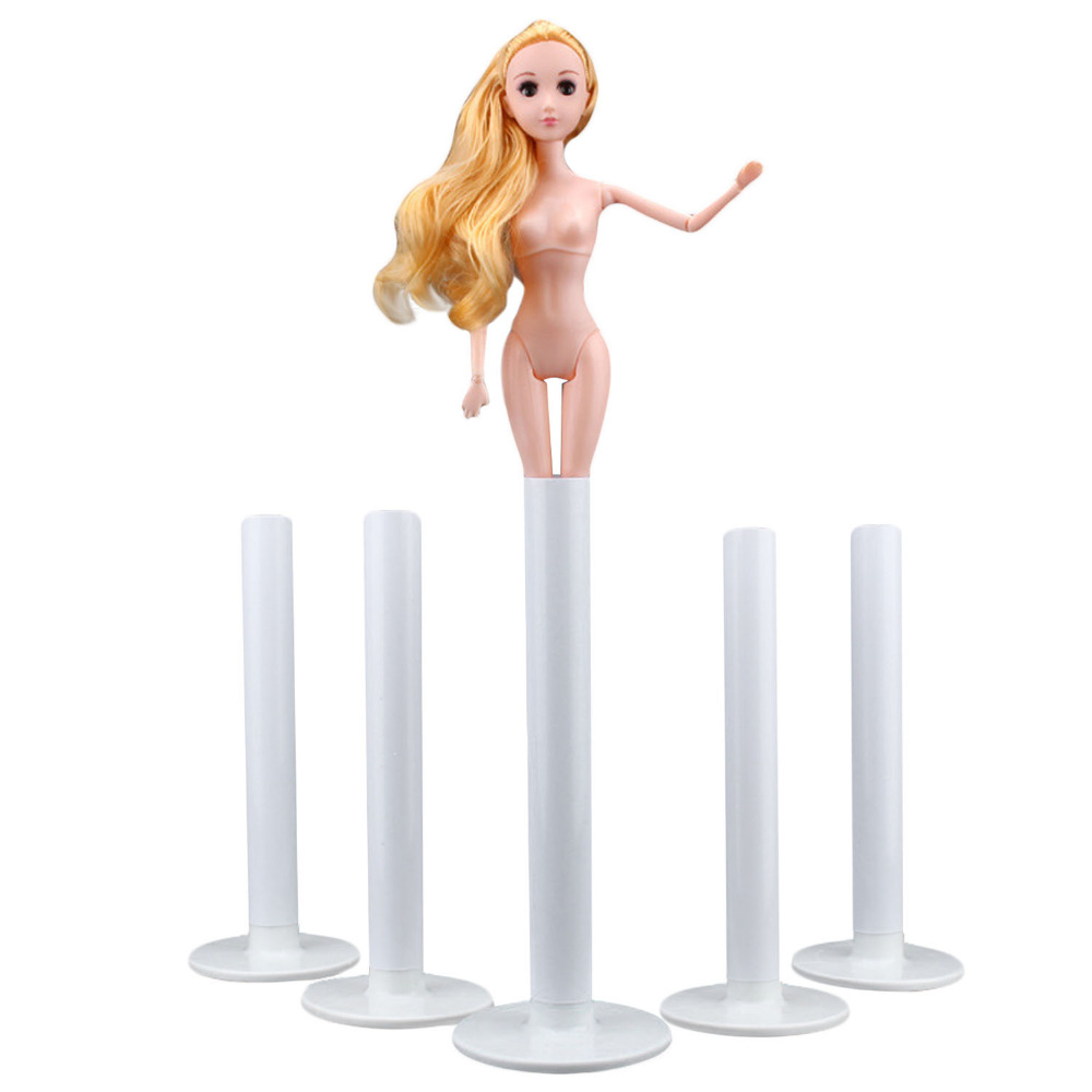 barbie mannequin White Female Model Toy For Doll Clothes Store Accessory