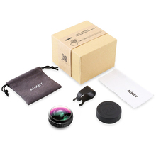 AUKEY Optic Pro Lens Cell Phone Camera Lens Kit for Smartphones