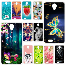 TAOYUNXI Phone Case For BQ 5515 Mobile BQS Silicone Cover BQ5201 5201 Soft TPU Back Bag Bumper
