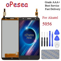 5.5'' For Alcatel Pop 4 plus OT5056 5056D 5056T 5056E 5056A 5056 LCD Display Panel Touch Screen Digitizer Glass Sensor Assembly