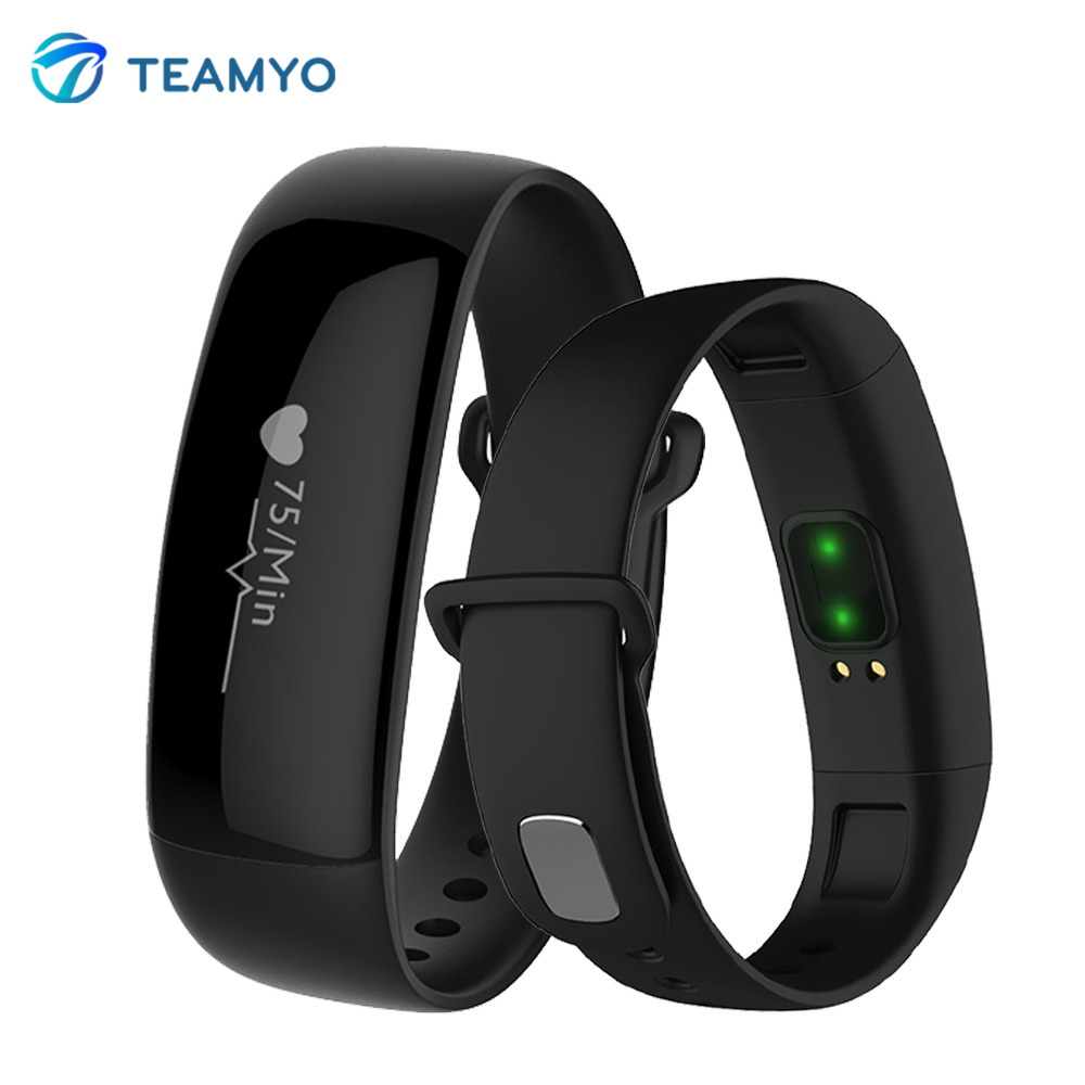Teamyo M88 Smart Wristband Blood pressure Watch Heart Rate Monitor Cardiaco Fitness Tracker Bracelet Pedometer IP67