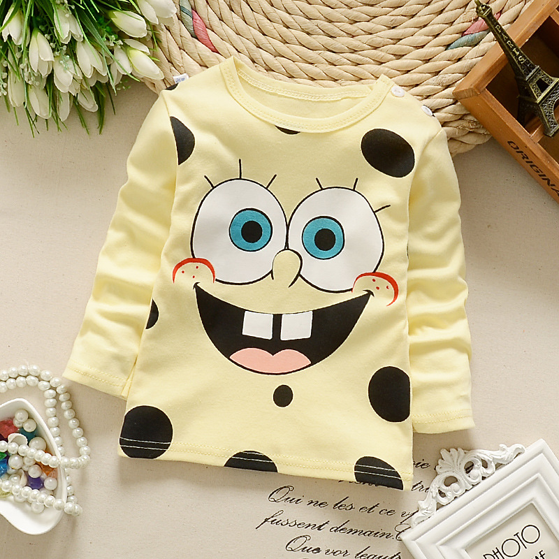 2017-new-new-baby-spring-and-autumn-season-cartoon-animals-suitable-for-men-and-women-baby-trend-T-sleeve-shirt-clothing-3