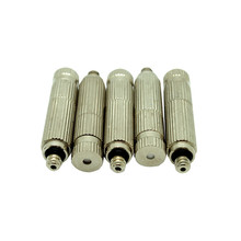 E034 (10 pieces / lot) High pressure misting nozzles with filter 0.1mm-0.5mm