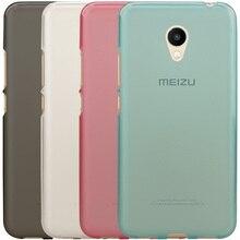 Para meizu m3s tampa da caixa fosco tpu silicon matte capa protetora para meizu m3s (5.0 polegada)