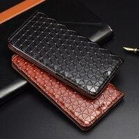 Верх из натуральной кожи чехол для телефона чехол для Xiaomi mi Mix 2 2 S 3 S mi x2 mi x2S mi x3 Чехол-держатель с магнитным креплением кошелек для карточек ч...