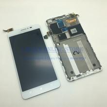 レノボ S850 S850T タッチスクリーンパネルデジタイザセンサー + 液晶ディスプレイモニターパネルモジュールアセンブリフレーム + 送料無料でツール
