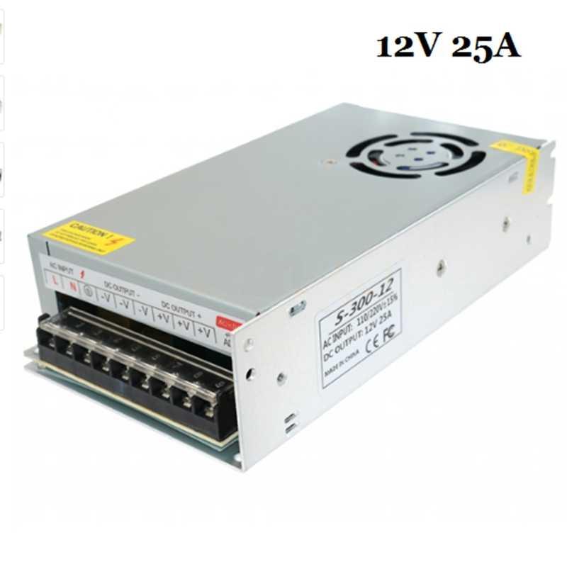 DC12V 1A 2A 3A 5A 10A 15A 20A 30A 40A осветительные трансформаторы светодиодный драйвер адаптер питания для светодиодной ленты Выключатель света питание Горячая