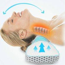 neck traction cervical Electric heating vertebra pillow cervical vertebra special adult health care pillow