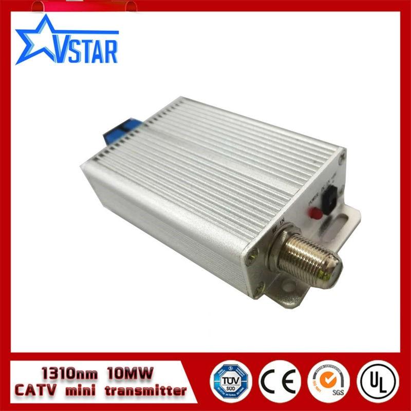 imágenes para China, el proveedor de 1310nm catv transmisor óptico 10 mw