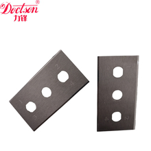 The blade for cut adhesive tape,plastic sheeting,medical cutting,paper,chemical fiber,textile,knitting cloth