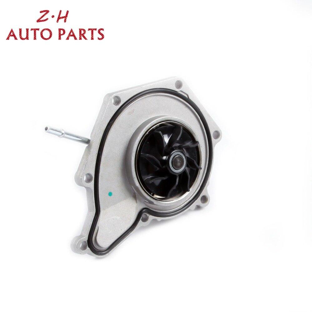 Новый охлаждения двигателя Системы Хладагент водяной насос 06E 121 016 Q для Audi A4 A5 A6 A7 A8 Q5 3.0L VW Touareg 3,0 TFSI HY V6 06E121016C