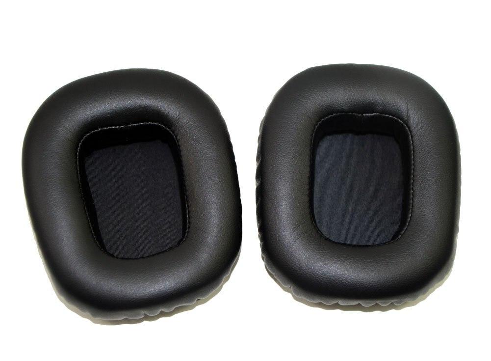 Replacement Earpads Ear Cushion Repair Parts For Tiamat Headphones Black 1 Pair