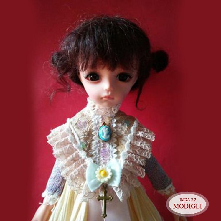 Amellia Babette Colette Modigli Gian imda 2.2 bjd sd doll 1/6 body model  baby girls boys doll shop-in Dolls from Toys & Hobbies    1
