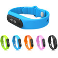 Touch Screen Bluetooth Smart Wristband E06 Waterproof Bracelet Fitness