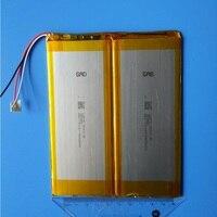 Bateria para teclast tbook 16 power tablet pc novo li-polímero recarregável acumulador de polímero substituição do bloco 3.8 v