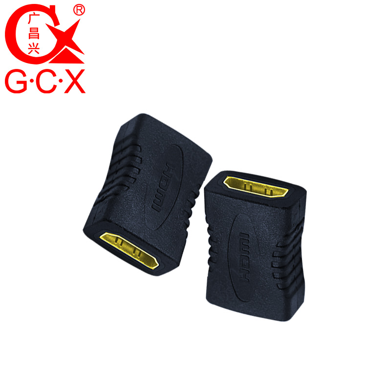 Image 5 - GCX Free Shipping HDMI Adapter Converter Female to Female 1080P High Resolution HDMI Cable Extension Coupler Connector-in Computer Cables & Connectors from Computer & Office